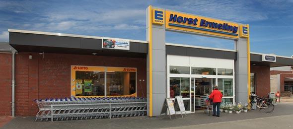 Edeka Markt Horst Ermeling
