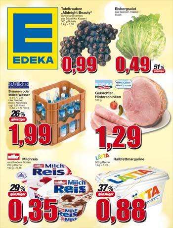 Edeka Markt Horst Ermeling Wochenangebote