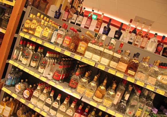 Edeka-Markt Horst Ermeling - Getränke und Spirituosen